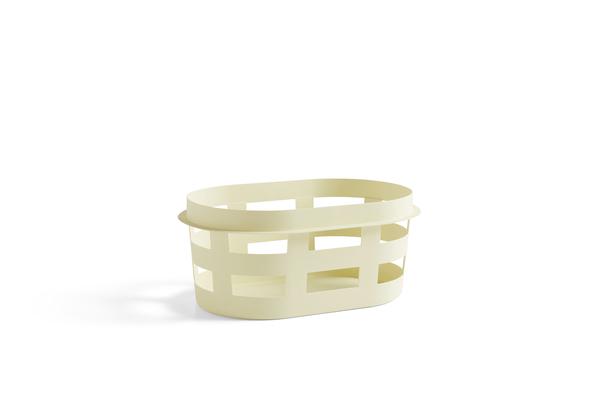 HAY - Laundry Basket Small - Soft Yellow (505949)