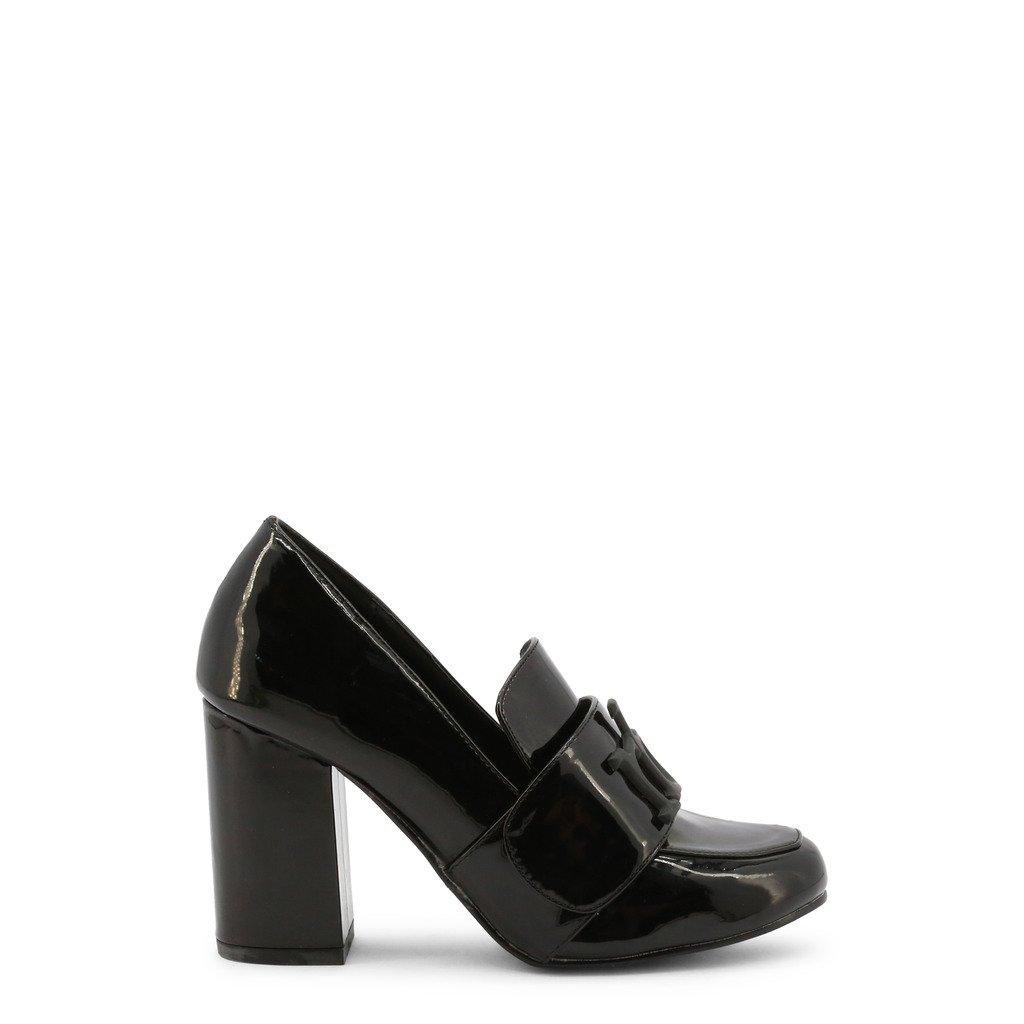 Roccobarocco Women's Pumps Shoe Black RBSC1J102 - black EU 35
