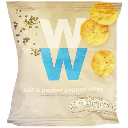 Chips Salt & Peppar - 20% rabatt