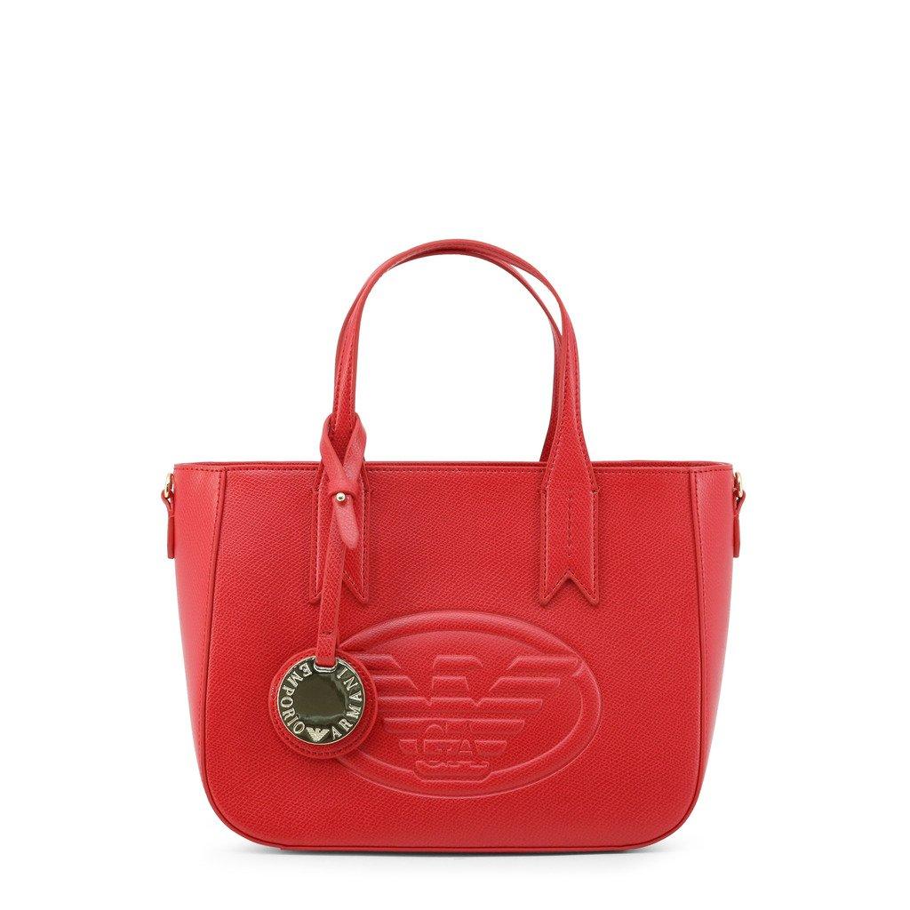 Emporio Armani Women's Handbag Red Y3D083YH18A - red NOSIZE