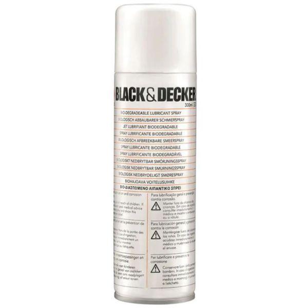 Black & Decker A6102-XJ Hekksaksolje 300 ml