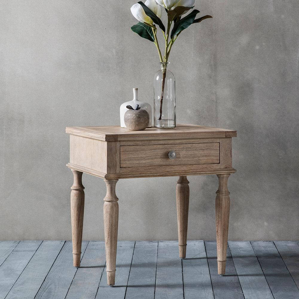 The Colonial Side Table