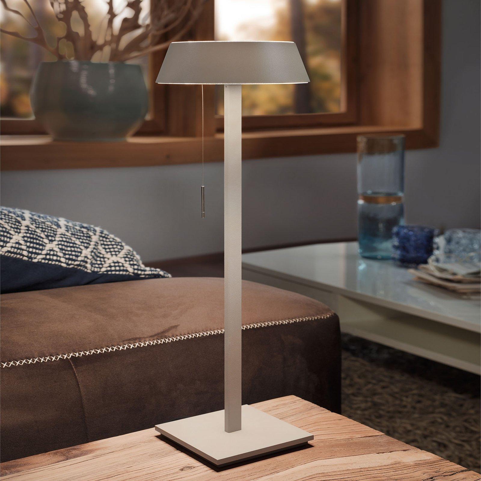 OLIGO Glance LED-bordlampe, kasjmir