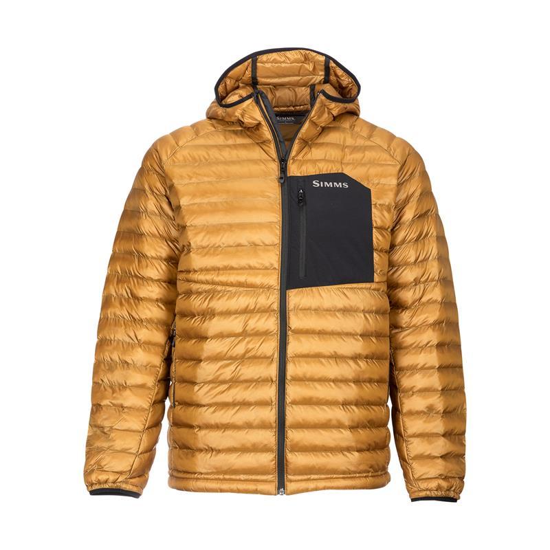 Simms Exstream Hooded Jacket L Dark Bronze