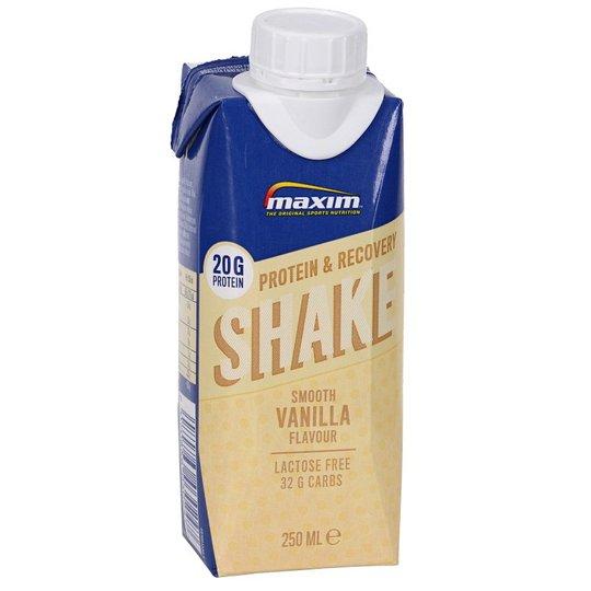 Proteinshake Vanilj - 50% rabatt