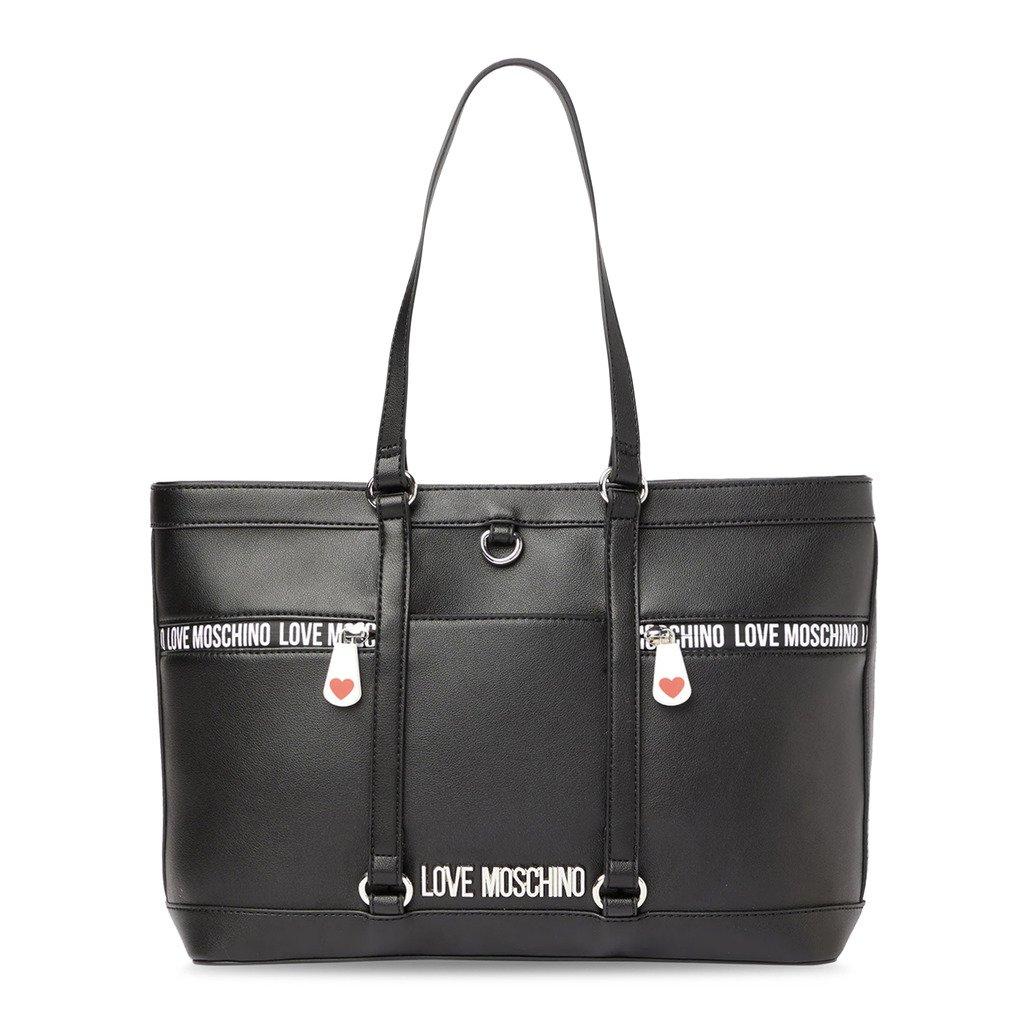 Love Moschino Women's Shopping Bag Various Colours JC4148PP1DLD0 - black NOSIZE