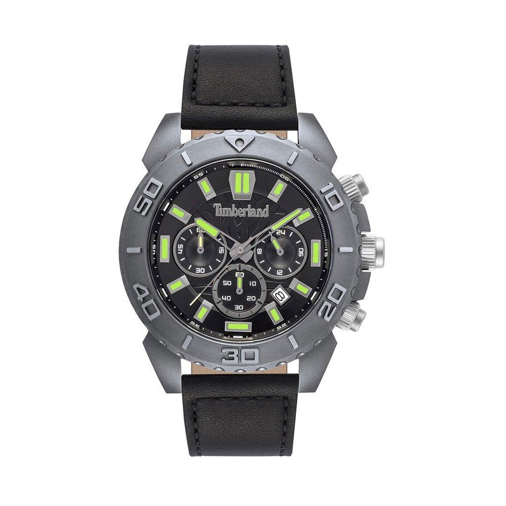 Timberland Men's Watch Black 15518JLU - black NOSIZE