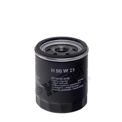 Öljynsuodatin HENGST FILTER H90W21