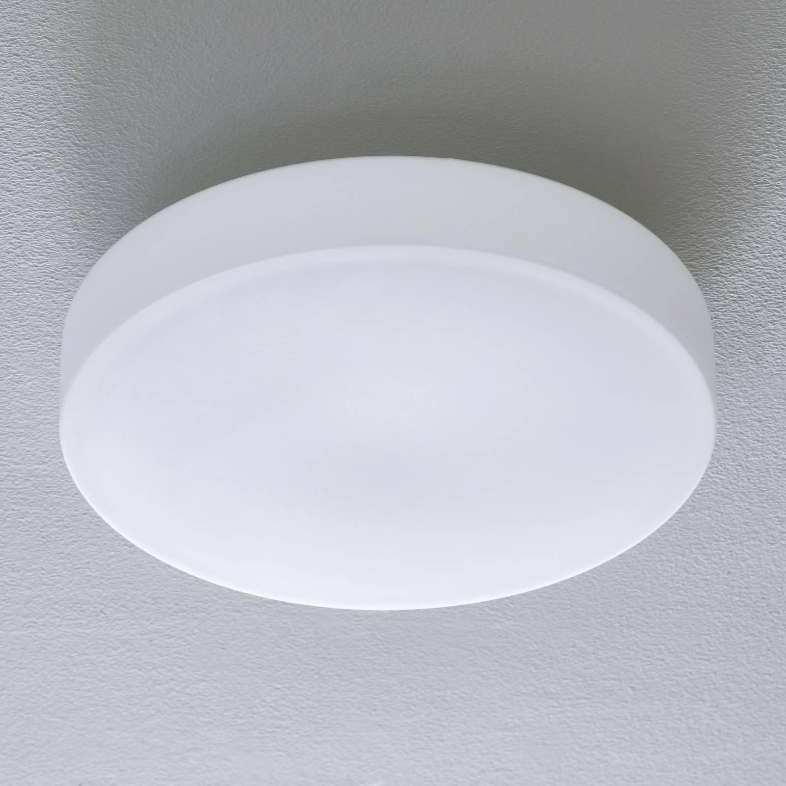 BEGA 50652 LED-kattovalo opaalilasi 3000K Ø39cm