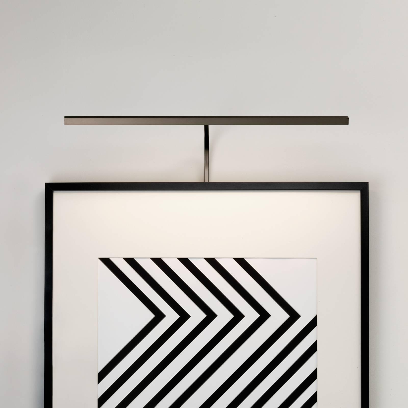 Astro Mondrian Frame Mounted 600 -seinälamppu