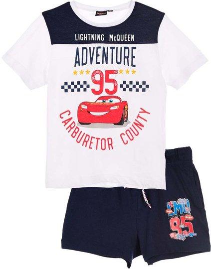 Disney Cars Set, White, 8 År