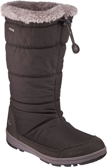 Viking Amber Vinterstøvler, Black 28