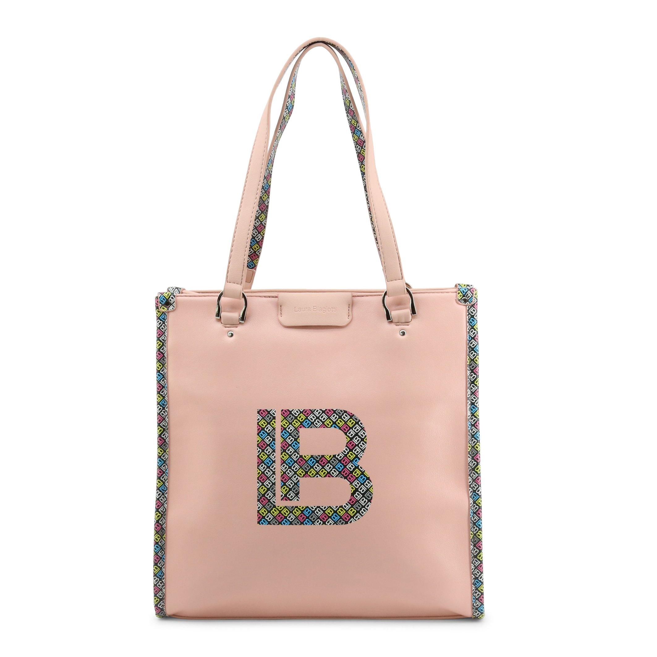 Laura Biagiotti Women's Shoulder Bag Various Colours Milla_108-1 - pink NOSIZE