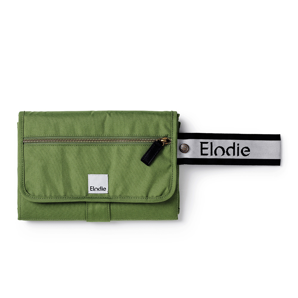 Portable Changing Mat - Popping Green