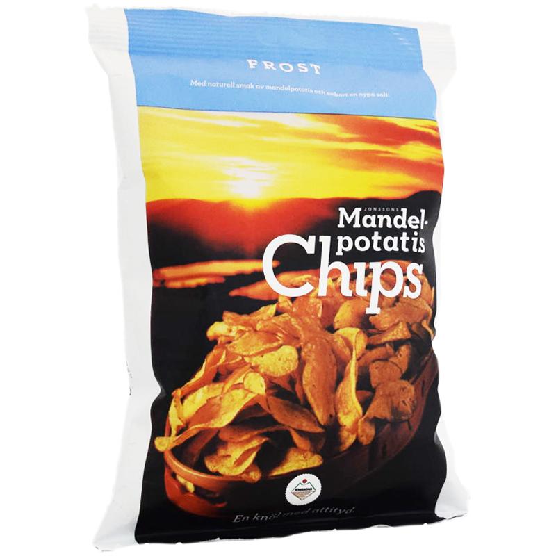 Chips Mandelpotatis - 40% rabatt
