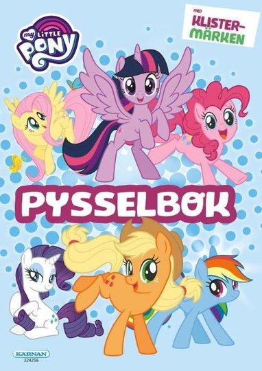 Kärnan My Little Pony Hobbybok