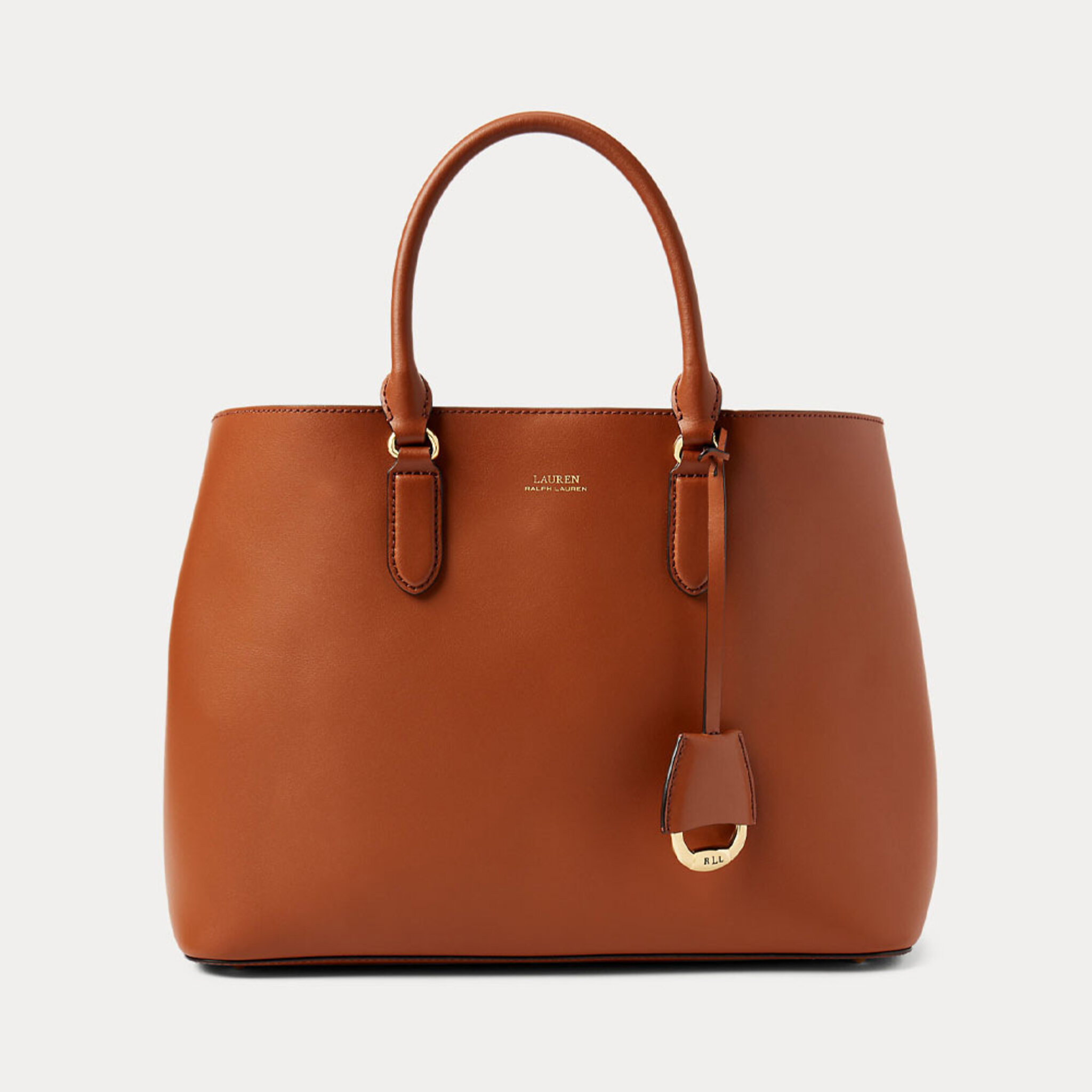 Leather Marcy Satchel, OS