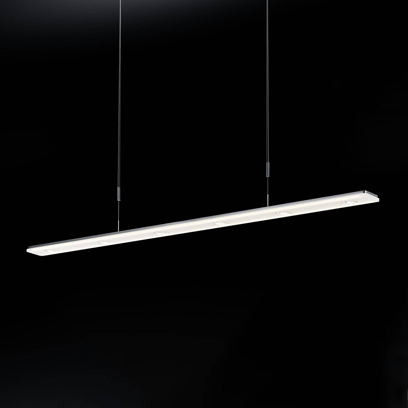 BANKAMP Caro LED-hengelampe, antrasitt