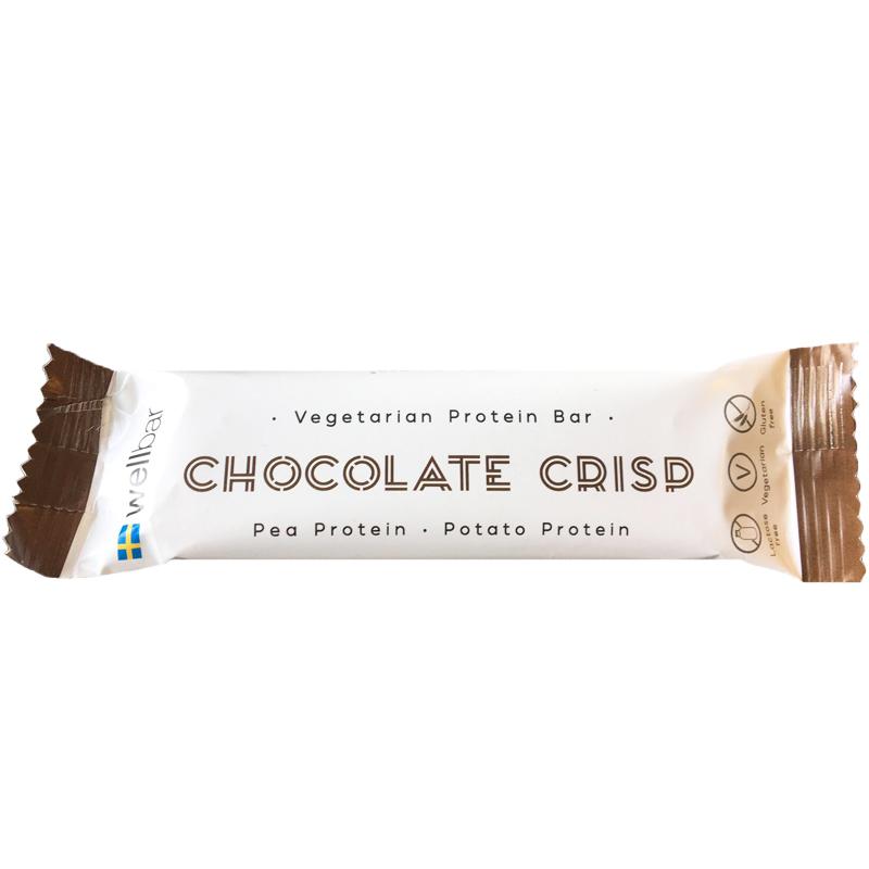 Proteinbar Chocolate Crisp - 47% rabatt