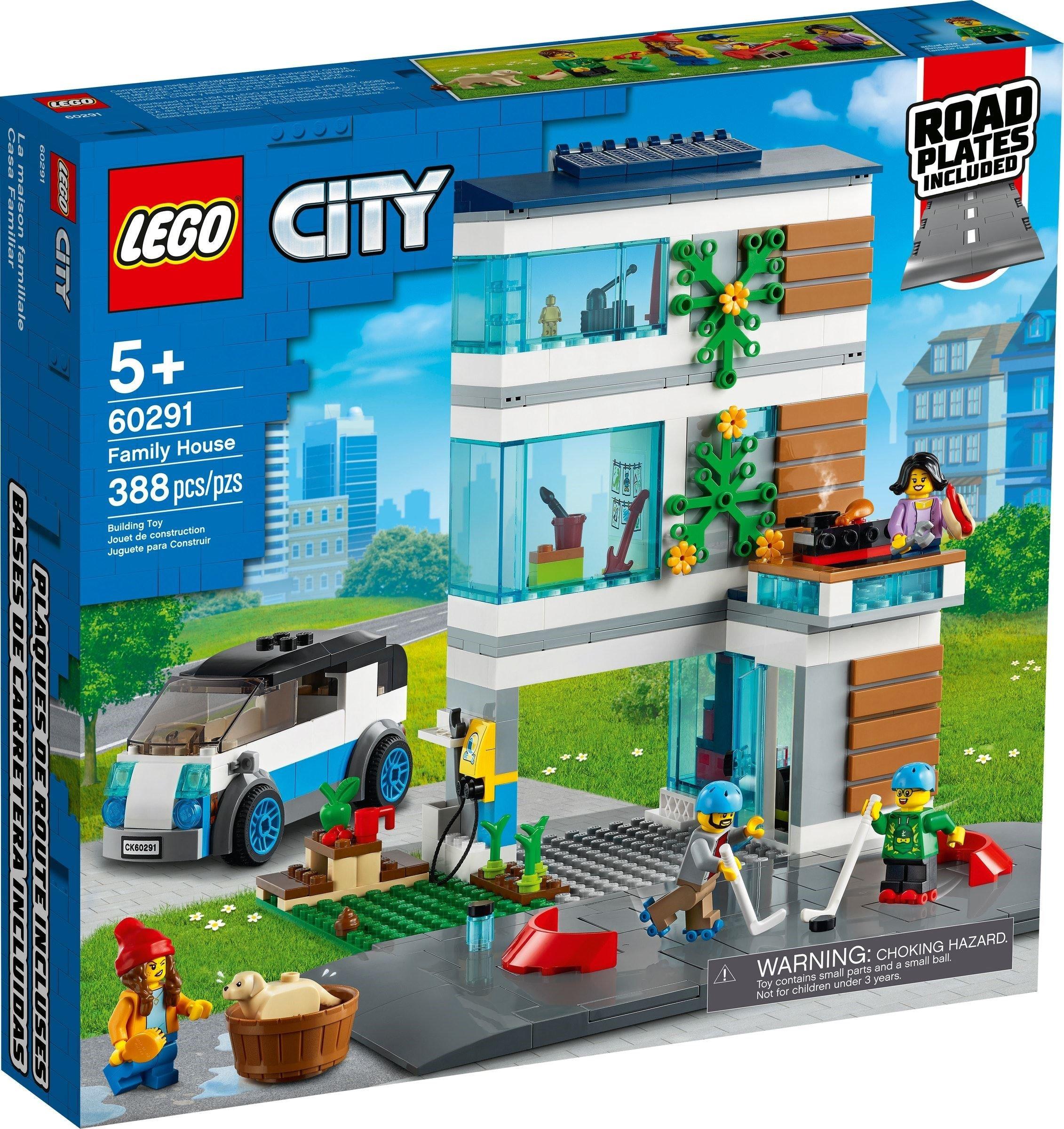 LEGO City - Family House (60291)
