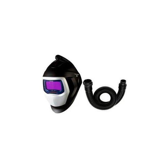 3M Speedglas Black 9100X Hitsauskypärä ilmakanava