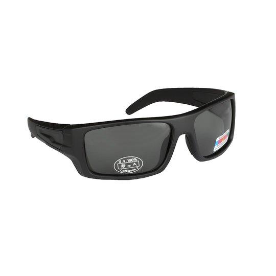 Hurricane polariserade solglasögon, grå lins