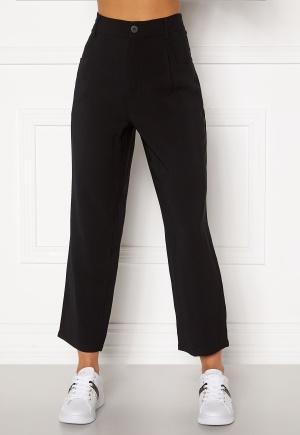 Happy Holly Maria straight leg pants Black 36/38