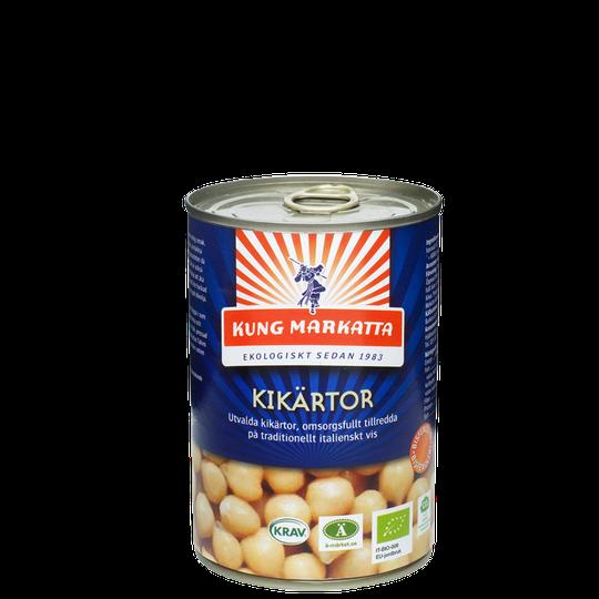 Kikärtor KRAV, 400 g