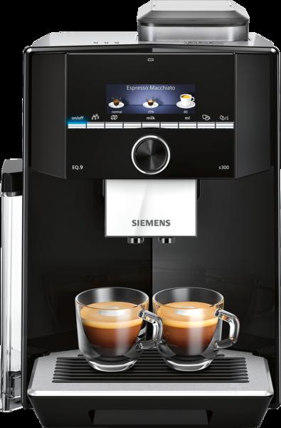 Siemens Ti923309rw Eq.9 S300 Espressomaskin - Svart