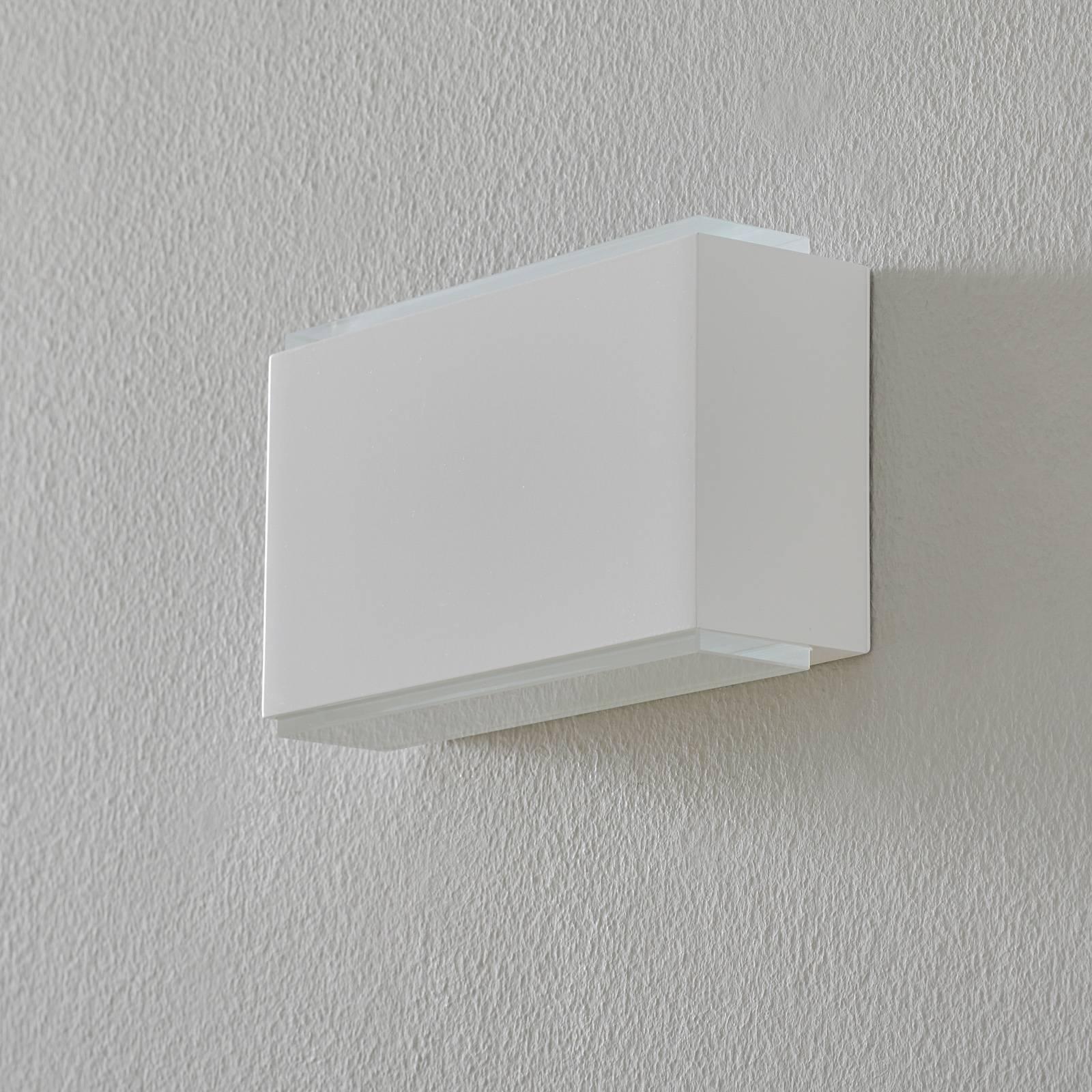 BEGA 23015 LED-seinälamppu 18cm valkoinen 1260lm