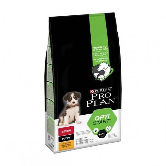 Purina Pro Plan® Dog OptiStart® Puppy Medium Chicken (12 kg)