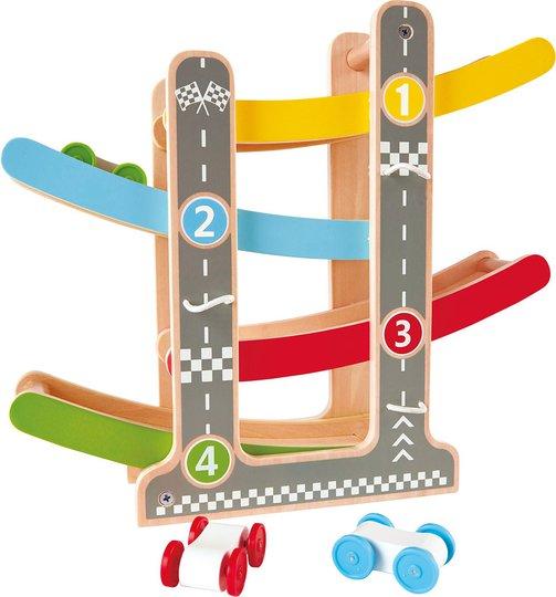 Hape Fast Flip Racetrack Trebilbane