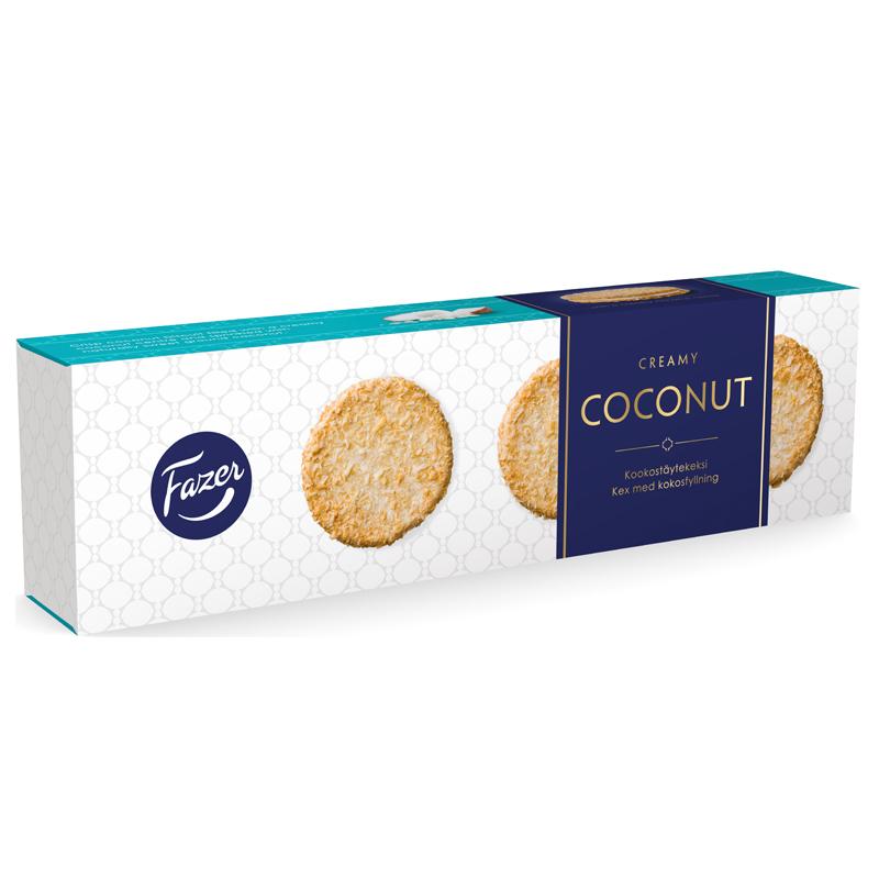 Kakor Creamy Coconut - 31% rabatt