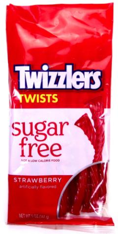 Twizzlers Strawberry Sugar Free 141gram