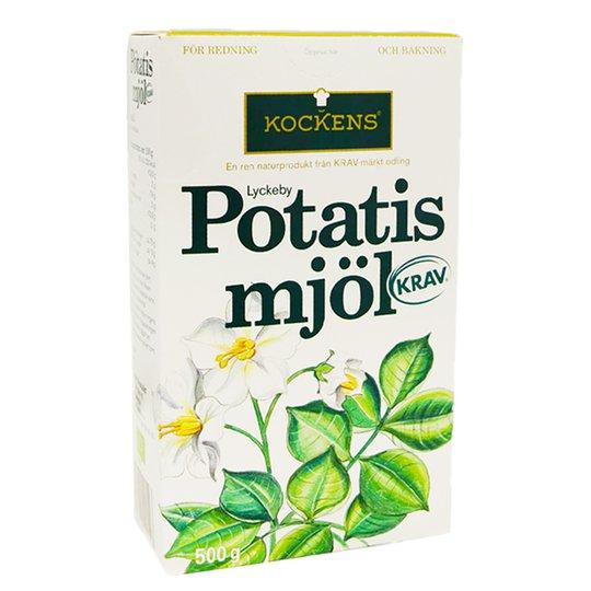 Potatismjöl Ekologiskt - 37% rabatt