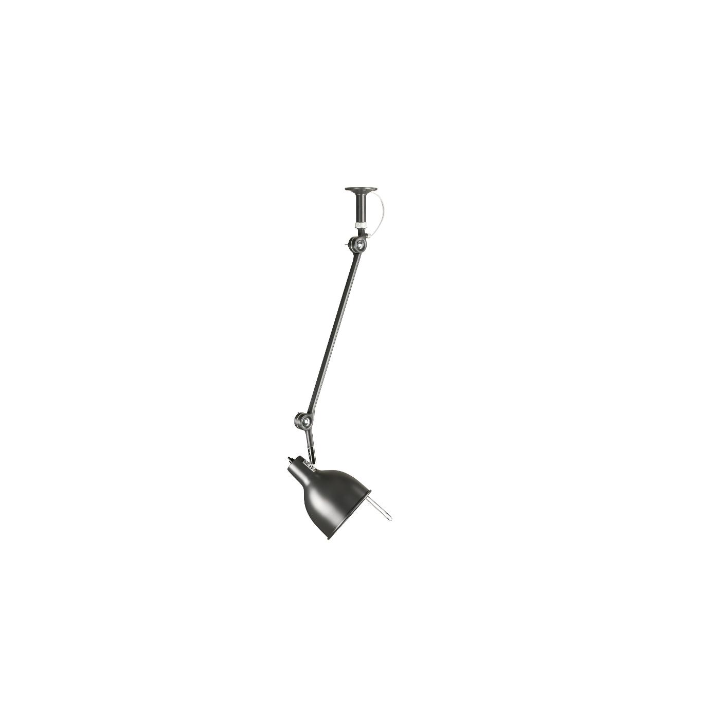 PJ52 Taklampa 1 arm Matt svart, Örsjö belysning