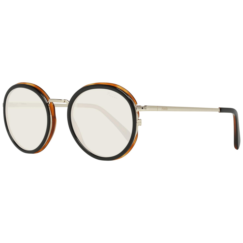 Emilio Pucci Women's Sunglasses Black EP0046-O 4905E