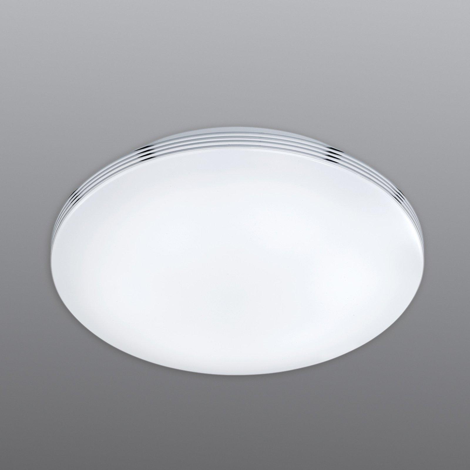 Bad-taklampe Apart med LEDs