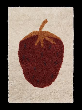 Fruiticana Tuftad Matta Jordgubbe Stor