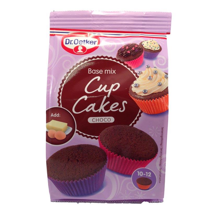 Dr. Oetker Cup Cake mix - 61% rabatt