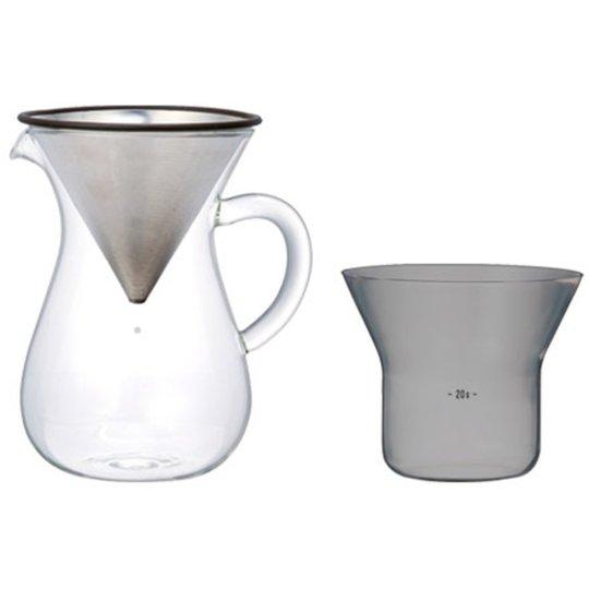 Kinto SCS Kaffe karaff set 300ml
