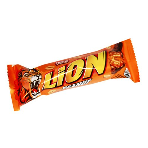 Lion Peanut Chokladbit - 1-pack