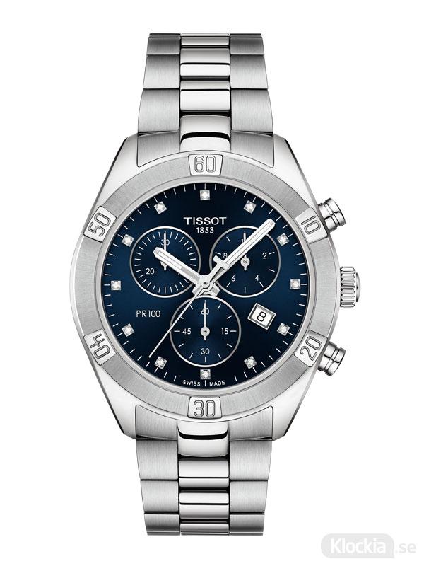 TISSOT PR100 Lady Sport Chic Chronograph T101.917.11.046.00