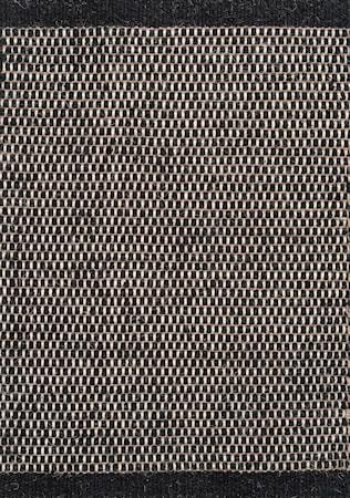 Asko Matta Svart 70x140 cm