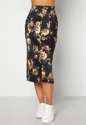 Happy Holly Teresa skirt Black / Patterned 32/34