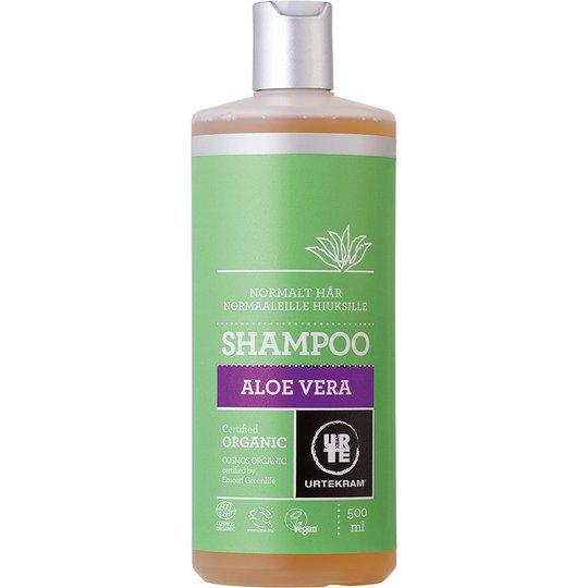 Aloe Vera, 500 ml Urtekram Shampoo