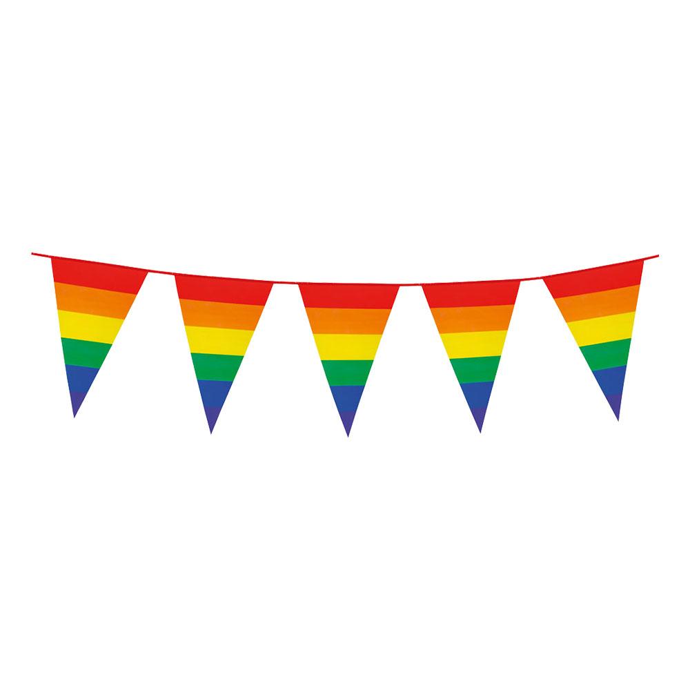 Flaggirlang Pride Stor