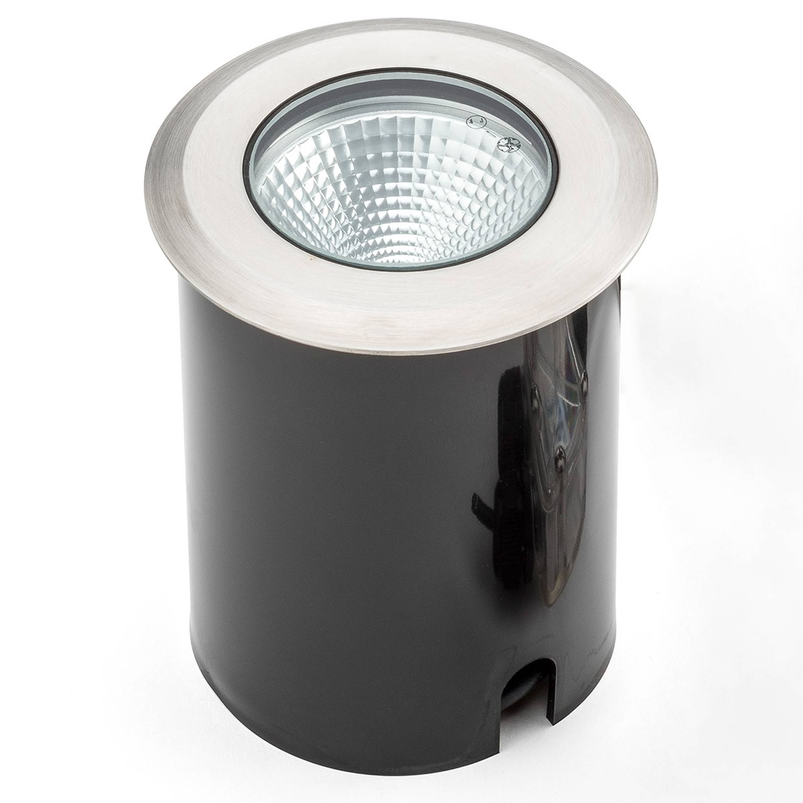 Upotettava LED-maakohdevalaisin Tuva – käsityö EU