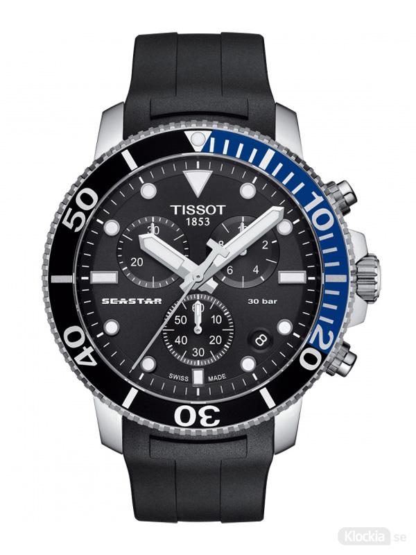 TISSOT Seastar 1000 Chronograph T120.417.17.051.02