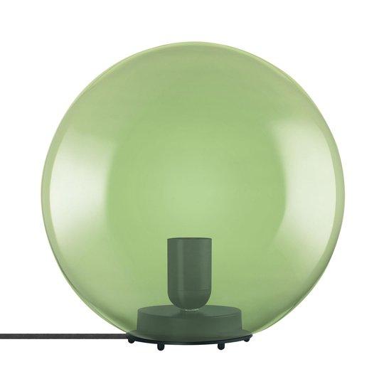 LEDVANCE Vintage 1906 -pöytävalaisin Bubble vihreä